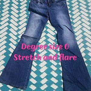 Degree pants